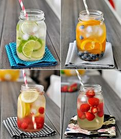 Key to a Healthy Figure: Fruit Infused Water ~ Live.Eat.Style.Life