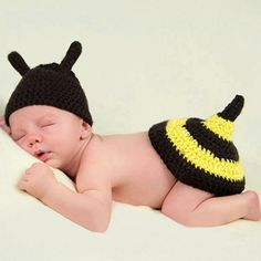 How cute this #baby hat #capsets! Do you wanna prepare for your little honey? It may give magic effects when you baby wear it.