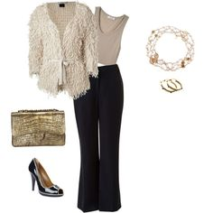 Welcome, Spring!, created by #ledwa on #polyvore. #fashion #style Clare Tough Helmut Lang
