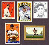 Hank Greenberg Tigers Card