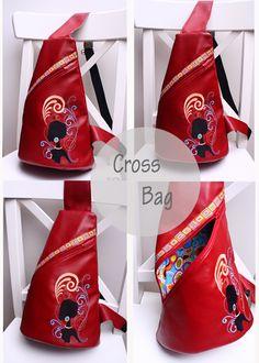 JOs Creativ: Crossbag, pattern by farbenmix.de Taschenspieler2-CD #sewing #nähen… Bag Sewing Pattern, Bag Patterns To Sew, Diy Clutch, Clutch Wallet, Tote Handbags, Purses And Handbags, Handbag Organization, Patchwork Bags, Fabric Bags
