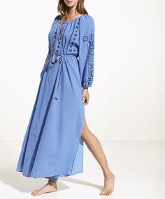 Oysho - Embroidered tunic
