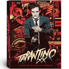 Tarantino XX 8 Film Collection $84
