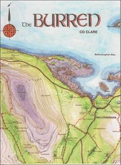 Burren National Park Map Bing Images