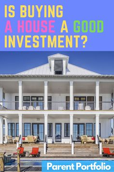 Buying a house is one of the biggest purchases anyone will make. However, that doesn't necessarily mean it's a good investment. Check it out and see why. Pit it now! Home Buying Tips, Home Buying Process, Mortgage Tips, Branding, First Time Home Buyers, Real Estate Tips, Home Ownership, Best Investments, Real Estate Investing