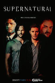 Supernatural on Pinterest | Misha Collins, Castiel and ...