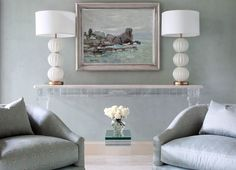 68 - Traditional - Living Room - Images by Tobi Fairley Interior Design   Wayfair