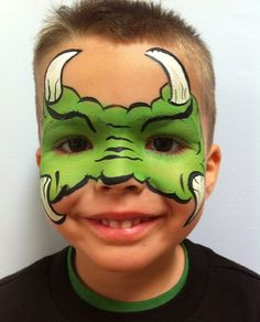 face painting for kids   Halloween Face Painting for Kids 30 Cute Examples   Multy Shades