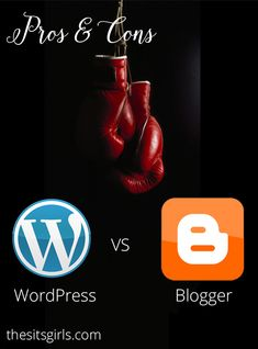 Blogging Tips   How To Set Up A Blog   Thinking of starting a blog or changing blogging platforms? We take a look at WordPress vs Blogger (the pros and cons of each) so you can see which one is a better fit for you and your blog.
