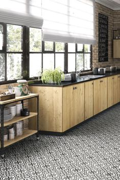 Another top seller of Decobella in South Africa. renovate your kitchen with this amazing pattern tile from Spain. view our whole range and details by visiting our website under Deco - Chic #decobella #renovations #ihavethisthingwithtiles #patterntiles #peronda #kitchenideas #kitchendreams