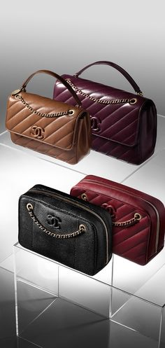 CHANEL 2015 ~ Small lambskin flap bag