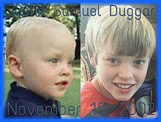 Justin Samuel Duggar  November 15, 2002