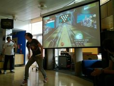 Kinect in the Classroom