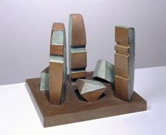 Maquette, Conversation with Magic Stones Vicars, Sculpture Projects, Barbara Hepworth, St Ives, Stone Sculpture, Wakefield, Mother And Child, 3d Design, Three Dimensional