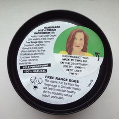 lush cosmetic warrior face mask ingredients