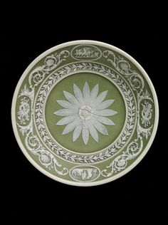 Saucer   Josiah Wedgwood and Sons   V&A Search the Collections
