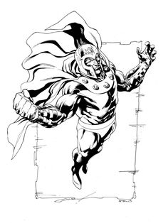 x-men comic drawing outlines - Yahoo Image Search Results