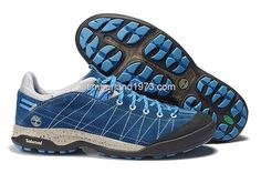 2017 New Timberland Men's Radler Approach Low Leather Sneaker Blue Hiking Shoe $ 83.00