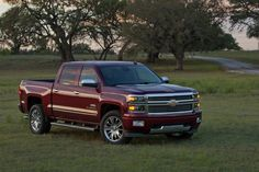 Chevrolet Silverado High Country Image