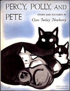 Percy, Polly, And Pete | by Clare Turlay Newberry