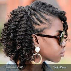 Natural Hair Protective Styles 50 Easy And Showy Protective Hairstyles For Natural Hair  Pinterest