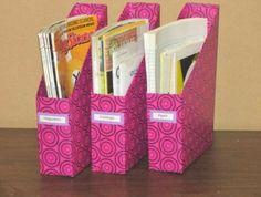Noiva aos 15: DIY: Porta livros ♥