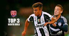 Top 3 Berita Bola: Juventus Kalah dari Melbourne Victory