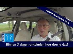 http://www.zomermakelaars.com Hoe ontbind ik eigenlijk een koopovereenkomst binnen de bedenktijd? http://www.zomermakelaars.com/video-blog