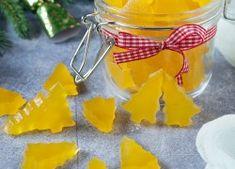 Narancsos gumicukor recept