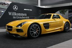 SLS AMG Black Series | Flickr - Photo Sharing!