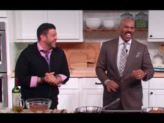 Adam Richman makes it Straight Up Tasty! Steve Harvey, Rich Man, Tasty, Youtube, How To Make, Food, Meals, Yemek, Youtubers