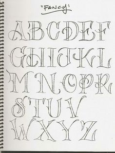 Best 25 Fancy Letters Ideas On Fancy Writing by Fancy Way To Write Letters Letter Template Hand Lettering Alphabet, Doodle Lettering, Creative Lettering, Calligraphy Letters, Lettering Guide, Fancy Fonts Alphabet, Calligraphy Fonts Alphabet, Doodle Alphabet, Font Styles Alphabet