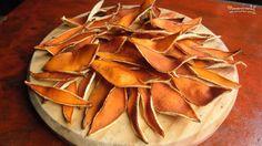 topiario cáscaras de naranja 1