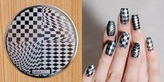 1Pc Nail Art Stickers Image Stamp Stamping Plates Premium Series Style H01 >>> You can find out more details at the link of the image.