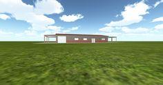 Dream 3D #steel #building #architecture via @themuellerinc http://ift.tt/1UlwN0G #virtual #construction #design