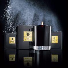 Bougie Forbidden Fantasy - seduce - Anne et les bougies Partylite Scented Candles, Candle Jars, Partylite, Pots, Candle Companies, Burning Candle, Fantasy, Luxury, Uk Shop