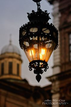 Street Lamp by Mari Crea Photography #StreetLamp
