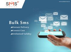 Reliable & Affordable #Bulk #SMS at smsservice.in - http://bit.ly/2e8xmfE