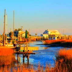 Southport NC - a place I will visit one day.