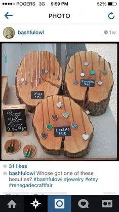 hmmm maybe matthew can make this for me. - hmmm maybe matthew can make this for me… – fine gold jewelry, amethyst jewellery, jewellery des - Jewelry Booth, Jewelry Stand, Jewelry Holder, Jewelry Rack, Hanging Jewelry, Wooden Jewelry Display, Jewelry Chest, Craft Fair Displays, Bijoux Design