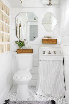 Accessoires WC Cuisine & Maison Ausomely Set Brosse De Toilette WC ...