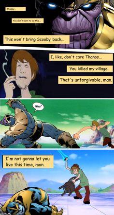 18 Shaggy Memes Scooby Doo Hilarious - Next Memes Most Hilarious Memes, Funny Marvel Memes, Avengers Memes, Stupid Funny Memes, Funny Relatable Memes, Funny Comics, Best Memes, Dankest Memes, Scooby Doo Memes