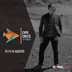 Esta chegando mais uma ExpoCristã em São Paulo e queria convidar você a participar junto comigo! Vamos louvar e adorar juntos o nome de Jesus