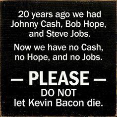 image découverte par Karma. Découvrez (et enregistrez !) vos images et vidéos sur We Heart It Kevin Bacon, Grappige Golf, Symbool Citaten, Citaten, Citaten, Grappige Memes, Grappen, Auteurs, Grappig