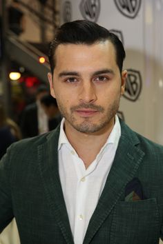 Michael Malarkey at Comic-Con® 2015! #CWSDCC #TVD