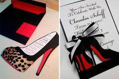 8 Mejores Imágenes De Imágenes Zapatos Tarjetas Invitacion