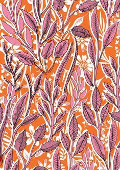 Motifs Textiles, Textile Patterns, Textile Design, Pretty Patterns, Flower Patterns, Color Patterns, Fun Patterns, Design Set, Notebook Design