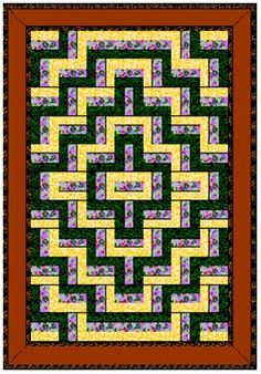 5 yard quilt patterns free | Five Yard Quilt