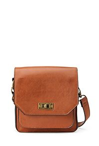 Mini Flap-Top Crossbody
