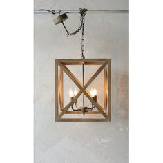 Found it at Joss & Main - Melody 4-Light Chandelier